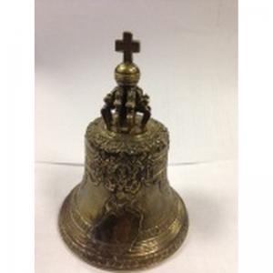 1.36 Колокольчик бронзовый «Царь колокол»