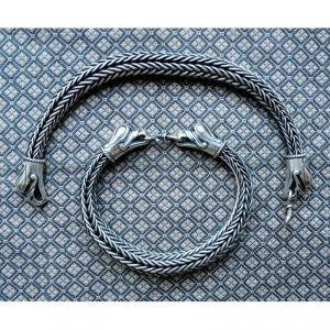 13. Плетеные браслеты