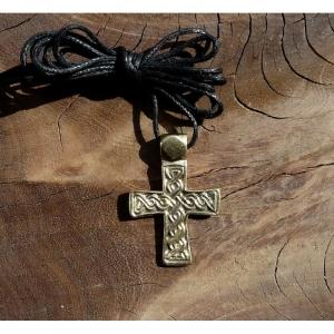 18. Нательный крестик