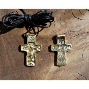 19. Нательный крестик