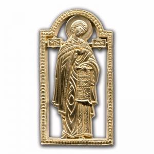 2.4.20 Икона медная просечная Богоматерь Агиосоритисса