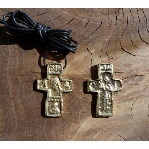 20. Нательный крестик