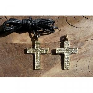 21. Нательный крестик
