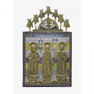 3.13 Три Святителя: Василий Великий, Григорий Богослов,Иоанн Зла