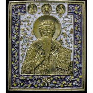3.15 Священномученник Антипа Пергамский