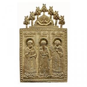 3.20 Три святителя:Василий Великий, Григорий Богослов,Иоанн Злат