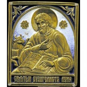3.22 Святой евангелист Лука