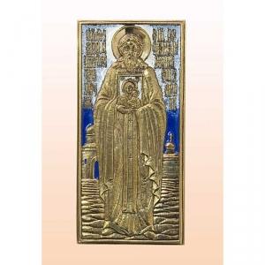 3.24 Святой Алипий Печерский иконописец