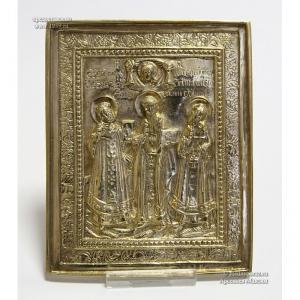 3.29 Три святителя:Василий Великий, Григорий Богослов,Иоанн Злат