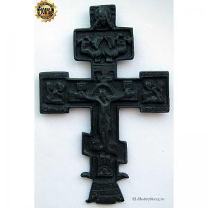 3.39 Наперсный медный крест,кон.17в.