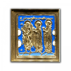 3.68 Ангел Хранитель, Зосима и Савватий Соловецкие