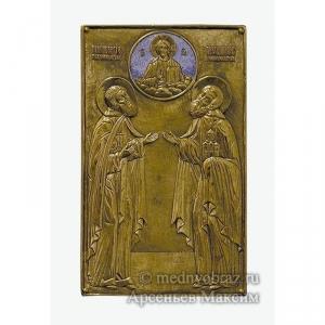 3.69 Преподобные Сергий и Никон