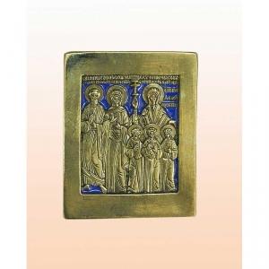 3.80 Анна, Святые мученики Вера,Надежда,Любовь и матерь их София