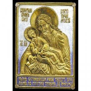 3.83 Святой Симеон Богоприимец