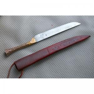 38. Бытовой нож 17 века