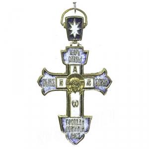 4.1.19 Крест с оглавием