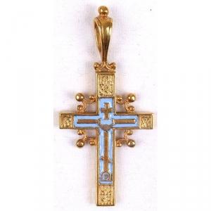 4.1.56 Крест нательный