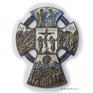 4.2.5 Медный крест Новгородского типа