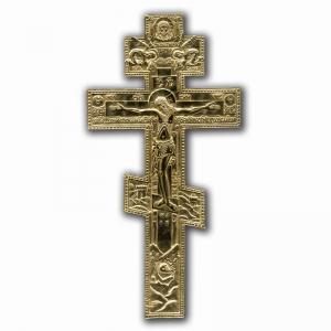 4.2.5 Медный киотный крест без эмали
