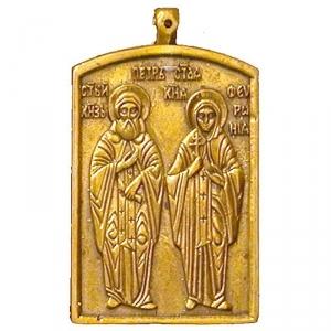 7.35 Преподобные Петр и Феврония Муромские