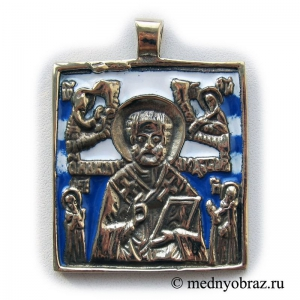 7.39 Святой Николай Чудотворец