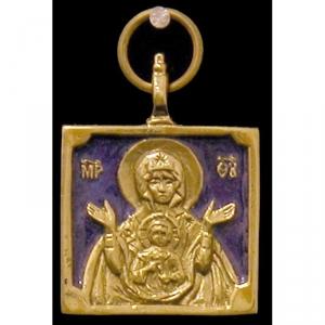 7.91 Богоматерь Знамение