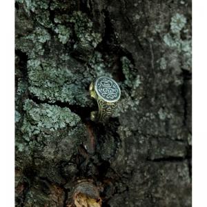 78. Перстень псевдогеральдика