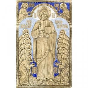 """1.11""""Вседержитель с апостолами"""""""