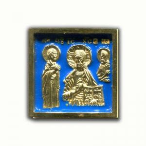 1.33 Деисус, малая икона