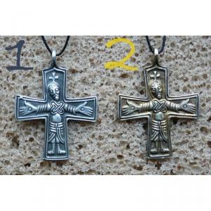 12. Нательный крестик