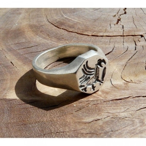 17. Перстень-печатка