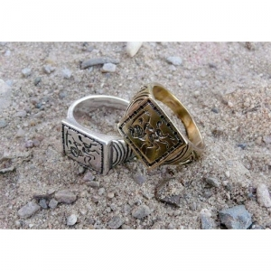18. Перстень-печатка