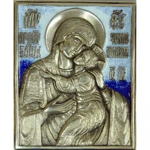 2.3.2 Икона медная Богоматерь Чухломская
