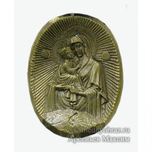 2.3.9 Богоматерь Почаевская