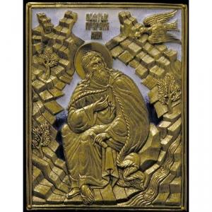 3.12 Медная икона Святой пророк Илия