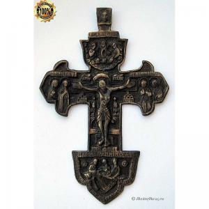 3.34 Владимирский крест Распятие Христово, 18в.