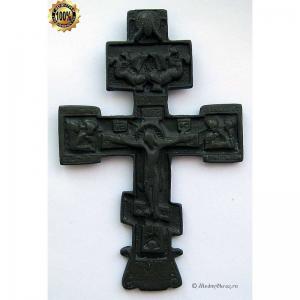 3.40 Наперсный медный крест,кон.17в.