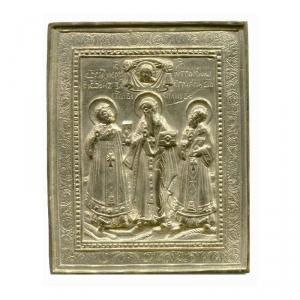 3.57 Три святителя: Василий Великий, Григорий Богослов,Иоанн Зла