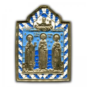 3.65 Избранные святые: Целители Пантелеймон, Афиноген и Садок