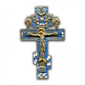 4.2.21 Крест киотный гуслицкий с херувимами