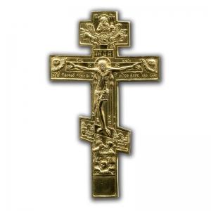 4.2.25 Крест медный поповский Распятие Христово