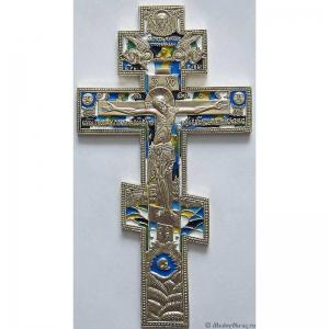 4.2.3 Крест медный киотный