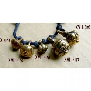 4. Пуговицы-гирьки