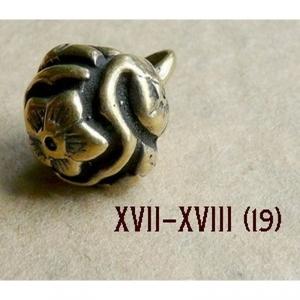 5. Пуговицы-гирьки