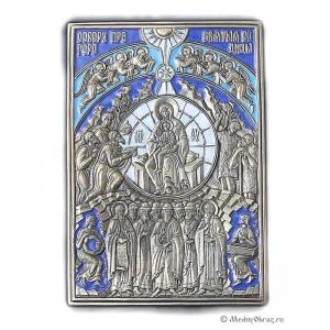 6.6 Медная икона Собор Пресвятой Богородицы