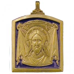 7.28 Нательная икона Нерукотворный Образ Господень