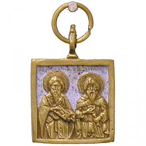 7.45 Преподобный Кирилл и Мефодий