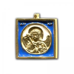 8.5 Медная икона Ангел Хранитель