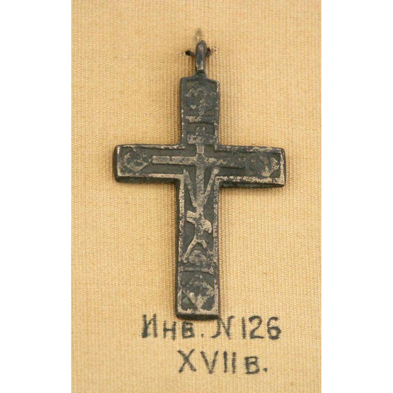 Медные кресты своими руками
